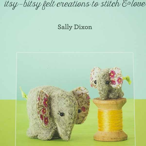 Craft book review - Pipsqueaks by Sally Dixon