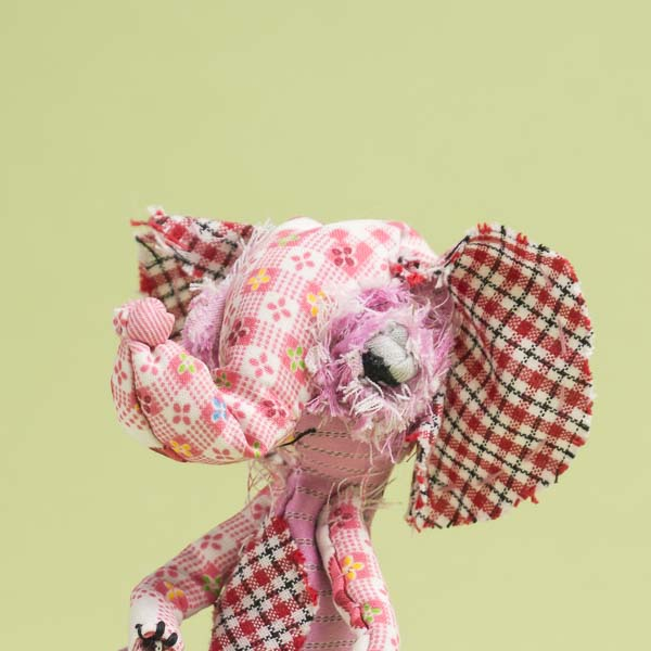 2084f0c72015 Ella - elephant - pocket doll - Dandelion Darlings - Noisybeak ...