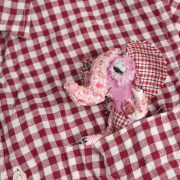 ella the elephant is a pink pocket doll fully posable