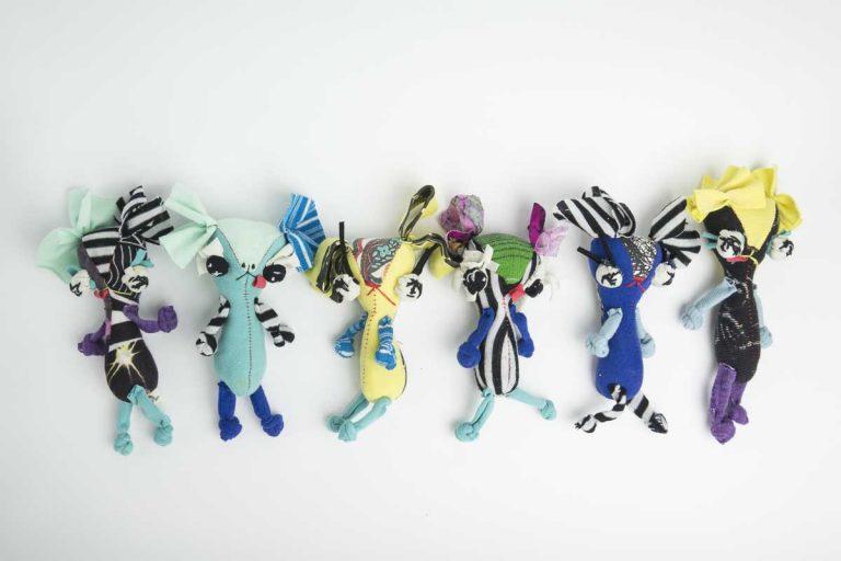 handmade shitzu pup play doll