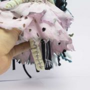 handmade corpse bride pocket doll