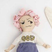 grumpy art doll pocket gosh